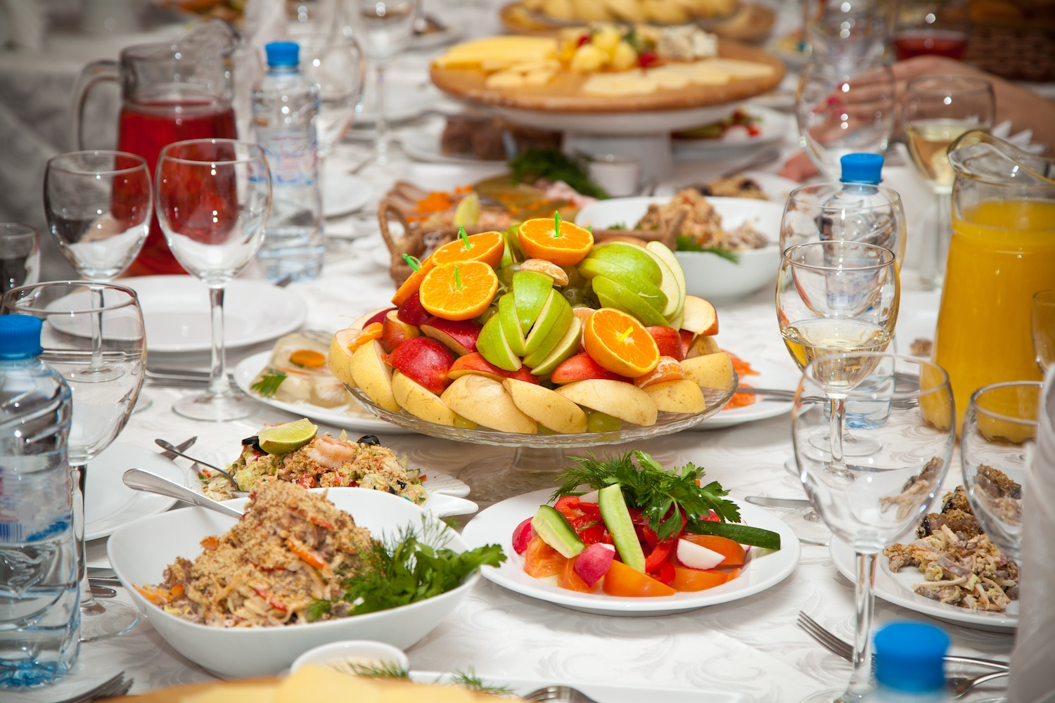 Healthy Food & Drink Tips For Your Next Event | Absolute ...