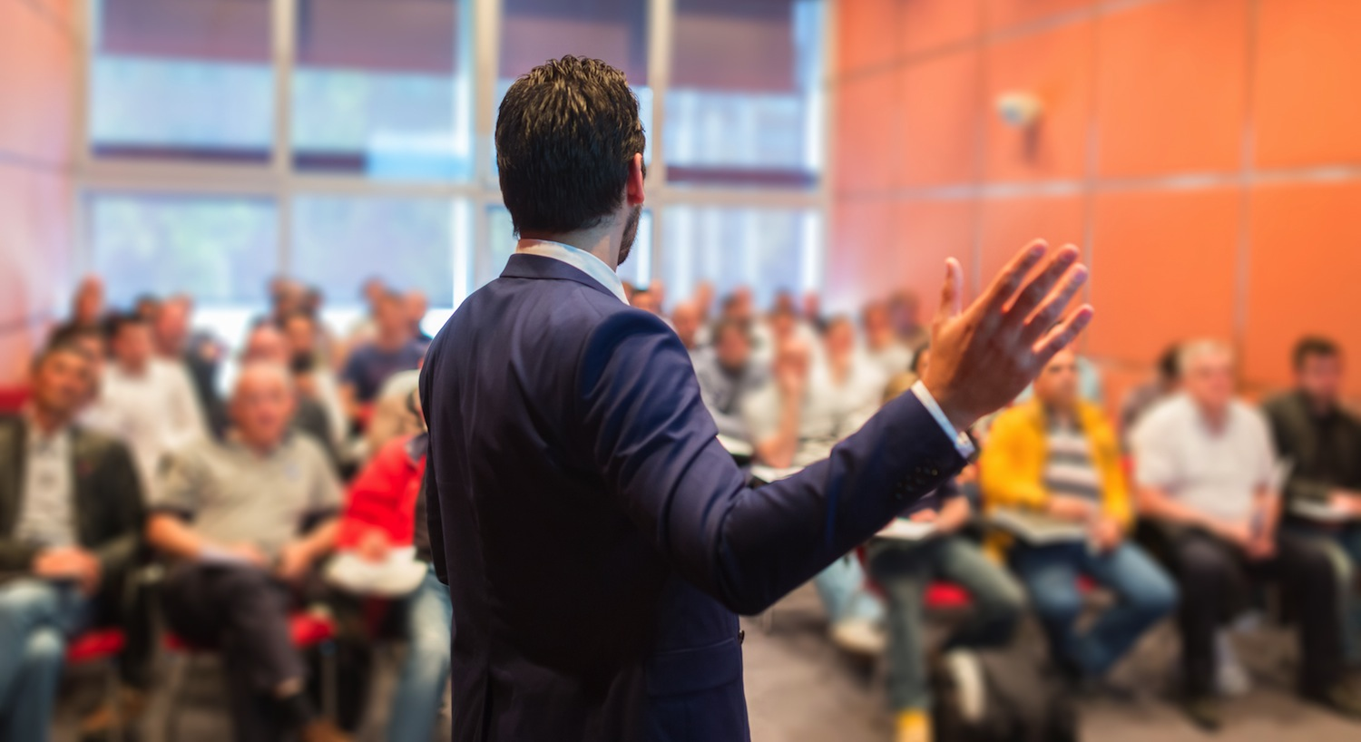 Tips for Corporate Event Speakers